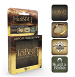 Hobbit (The) - Mix (Set 4 Sottobicchieri)