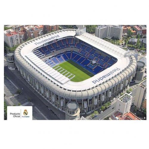 Poster Real Madrid<br>Real Madrid FC Poster Stadium 4