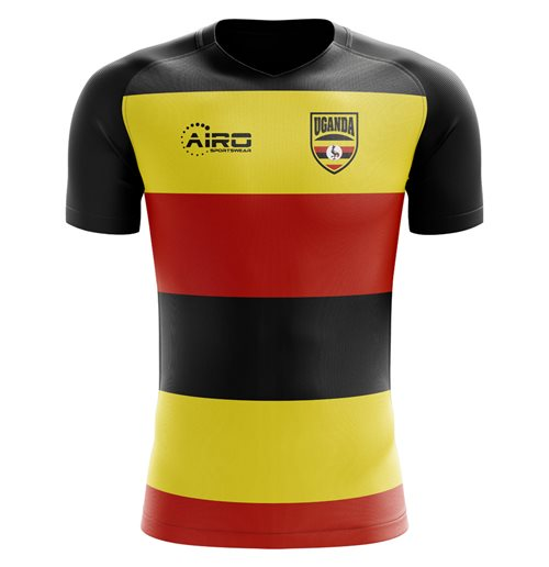 T-shirt Uganda calcio 2018-2019 Home