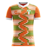 T-shirt Costa D'Avorio calcio 2018-2019 Home