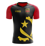 T-shirt Angola Calcio 2018-2019 Home