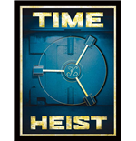 Doctor Who: Time Heist (Stampa In Cornice 30X40 Cm)