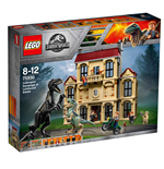 Lego 75930 - Jurassic World - Indoraptor Rampage At Lockwood Estate