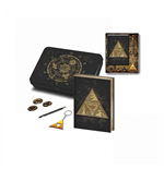 Nintendo: Zelda Tri-Force Stationery Set (Set Cancelleria)