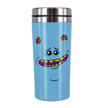 Rick And Morty - Mr Meeseeks (Tazza Da Viaggio)