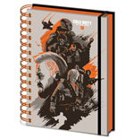 Call Of Duty (Black Ops Iiii) A5 Wiro Notebook (Quaderno)