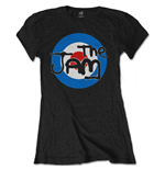 T-shirt The Jam da donna - Design: Spray Target Logo
