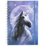 Anne Stokes (Unicorn Starlight) A5 Wiro Notebook (Quaderno)
