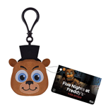 Funko - Five Nights At Freddy'S - Freddy (Portachiavi Peluche)