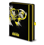 Marvel: (Iron Man) A5 Premium Notebook (Quaderno)