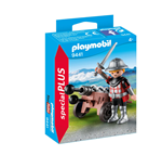 Playmobil 9441 - Special Plus - Cavaliere Con Cannone