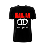T-shirt Pearl Jam DONT GIVE UP