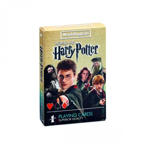Gioco Harry Potter <br>Harry Potter Playing Cards