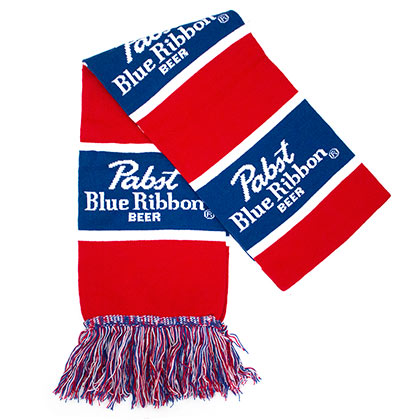 Sciarpa Pabst Blue Ribbon