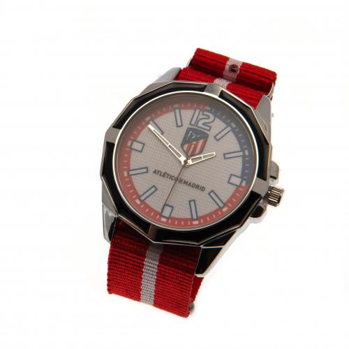 Orologi da polso Atletico Madrid <br>Atletico Madrid FC Watch Mens RD
