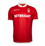 Maglia Nottingham Forest 2018-2019 Home
