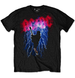 AC/DC: Thunderstruck Special Edition Black (T-SHIRT Unisex )