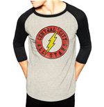 Dc COMICS: Flash Central City (T-SHIRT Unisex )