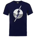 Dc COMICS: Flash Spot Logo (T-SHIRT Unisex )