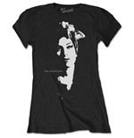 Amy WINEHOUSE: Scarf Portrait (T-SHIRT Donna )