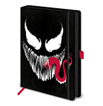 Venom (Face) A5 Premium Notebook (Quaderno)