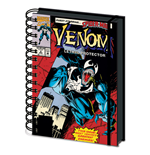 Venom (Lethal Protection) A5 Wiro Notebook (Quaderno)