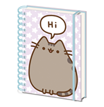 Pusheen (Pusheen Says Hi) A5 Wiro Notebook (Quaderno)