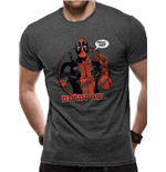 DEADPOOL: Who Me (T-SHIRT Unisex )