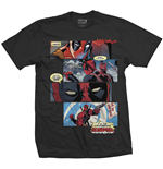 DEADPOOL: Strips (T-SHIRT Unisex )