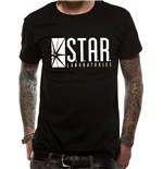 Dc COMICS: Flash (THE) (TV): S.T.A.R. Labs (T-SHIRT Unisex )