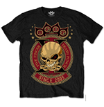 Five Finger Death PUNCH: Anniversary X Black (T-SHIRT Unisex )