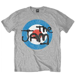 Jam (THE): Vintage Logo Grey (T-SHIRT Unisex )