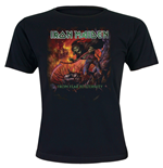 Iron MAIDEN: From Fear To Eternity (T-SHIRT Donna )