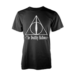 Harry POTTER: The Deathly Hallows (T-SHIRT Unisex )