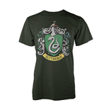 Harry POTTER: Slytherin (T-SHIRT Unisex )