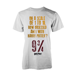 Harry POTTER: Obsessed (T-SHIRT Unisex )