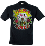 Guns N' ROSES: Cards (T-SHIRT Unisex )