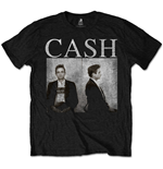 Johnny CASH: Mug Shot (T-SHIRT Unisex )