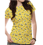 Looney TUNES: Tweety Face Sublimated (T-SHIRT Donna )
