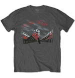 Pink FLOYD: The Wall Marching Hammers (T-SHIRT Unisex )