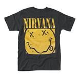 NIRVANA: Box Smiley (T-SHIRT Unisex )