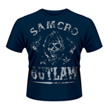 Sons Of ANARCHY: Outlaw (T-SHIRT Unisex )