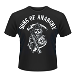 Sons Of ANARCHY: Classic (T-SHIRT Unisex )