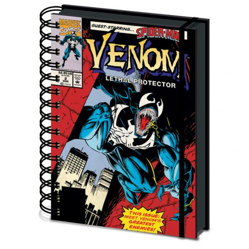 Block Notes Venom <br>Notebook Venom