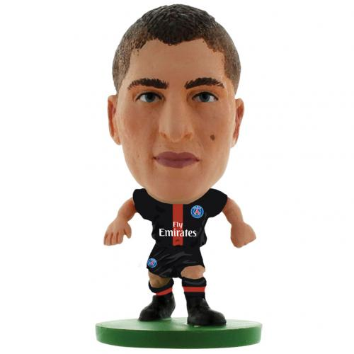 Action figure Paris Saint-Germain  SoccerStarz<br>Paris Saint Germain FC SoccerStarz Verratti