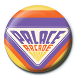 Stranger Things - Palace Arcade (Pin Badge)