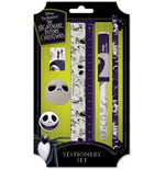 Nightmare Before Christmas (The): Spiral Hill Stationery Set (Set Cancelleria)