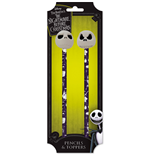 Nightmare Before Christmas (The): Jack Expressions Pencil Set (Set Matite)