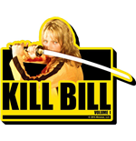 Kill Bill Vol1 Magnet