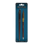 Harry Potter: (Wand) Pen & Pencil Set - Sainsburys (Set Cancelleria)